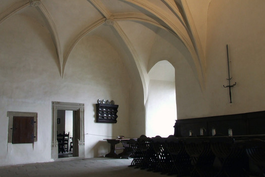 large Knight's hall (15th century)